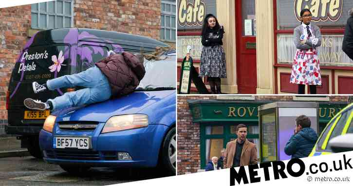 Coronation Street spoilers: 38 new images reveal Summer death tragedy, car crash horror and drugs terror
