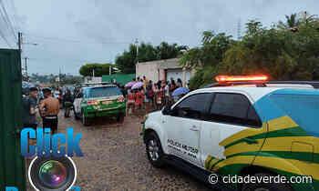 Jovem de 23 anos é assassinado na cidade de Parnaíba - Parnaiba - Cidadeverde.com