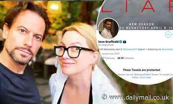 Ioan Gruffudd blocks fans from his social media