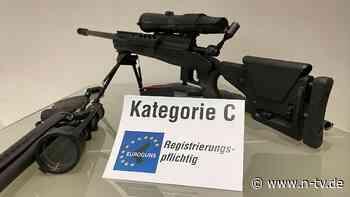 Scharfschützengewehr für jeden: In Österreich herrscht ein Drang nach Waffen