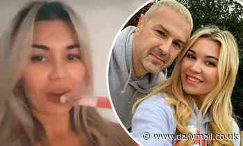 Christine McGuinness fears husband Paddy's vasectomy hasn't worked as she craves ice lollies