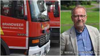 """Nieuwe voorzitter brandweerzone pleit voor forse investeringen: """"We hebben nog ruim 80 mensen tekort voor een degelijke werking"""""""