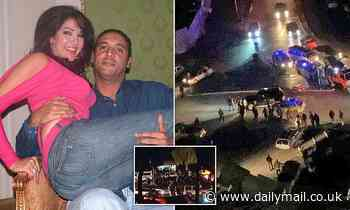 Colonel Gaddafi's daughter-in-law 'drove her 4x4 into police and pedestrians'