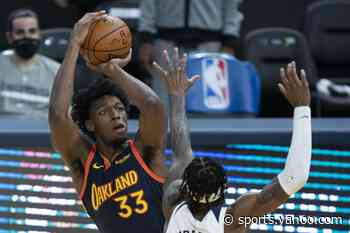 3 things to know: James Wiseman and Kelly Oubre Jr. lead Warriors past T-Wolves, 123-111