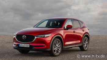 Dezentes Facelift für Bestseller: Mazda CX-5 bleibt ganz der Alte