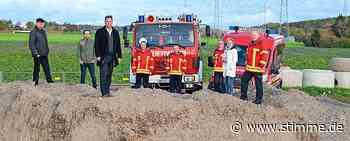 Baustart von Feuerwache und Heizkraftwerk in Bad Friedrichshall - STIMME.de - Heilbronner Stimme