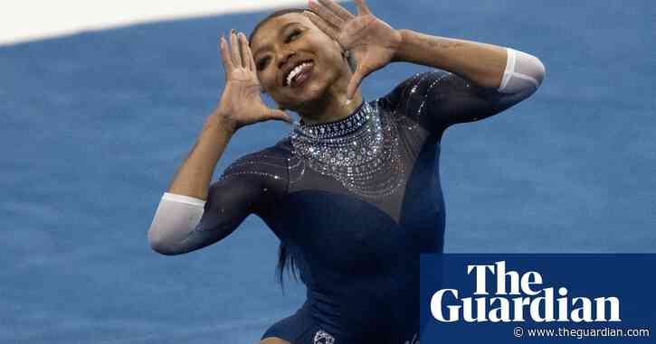 Why we don't see viral routines like Nia Dennis's in the Olympics