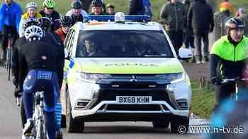 England beklagt viele Attacken: Covid-19 wird zur Waffe gegen Polizisten