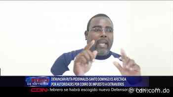 Denuncian ruta Pedernales- Santo Domingo es afectada por cobro de impuesto de parte de las autoridades - CDN