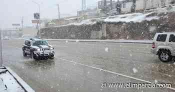 Suspenden operaciones comerciales por nevada en Nogales - ELIMPARCIAL.COM