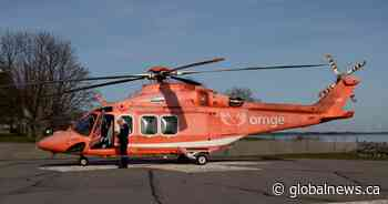 'It's non stop': Ornge air ambulance takes lead on moving COVID-19 patients as Ontario ICUs fill up