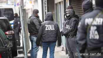 Razzia auch in Bad Friedrichshall: Schlag gegen mutmaßliche Geldwäscher-Bande - SWR