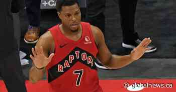 Kyle Lowry reaches 10,000 point plateau as a Toronto Raptor in 115-108 loss to Milwaukee