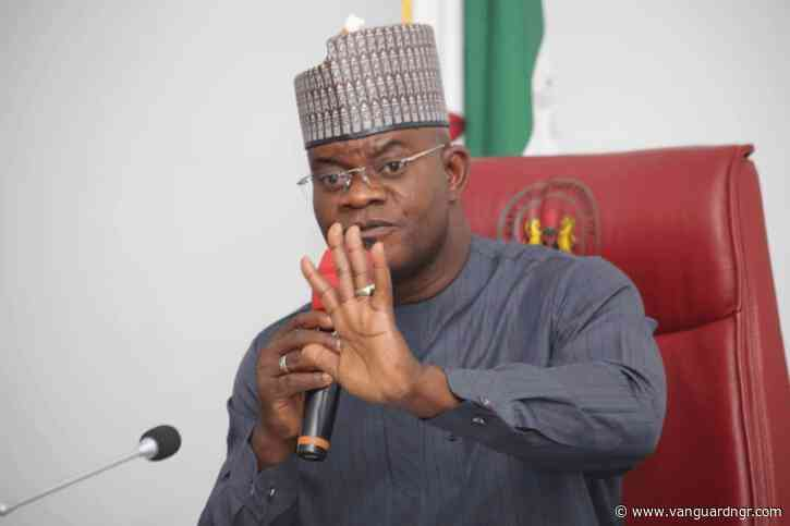 2023: Group to buy nomination form for Yahaya Bello