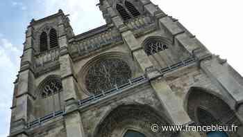 Balade en Picardie L'abbatiale de Corbie - France Bleu