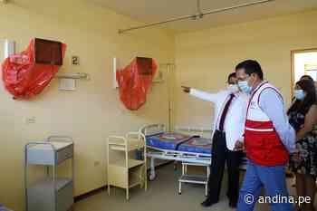 La Libertad: hospital de Virú cuenta con área de triaje diferenciado para covid-19 - Agencia Andina