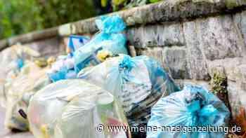 Corona-Lockdown: Hamburg versinkt im Müll