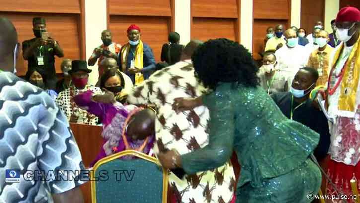 Fight at House of Reps