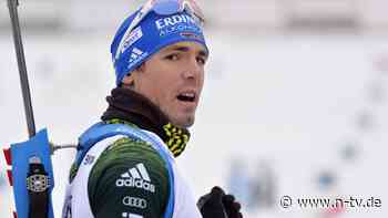 """""""Körper macht nicht mehr mit"""": Schempp beendet seine Biathlon-Karriere"""