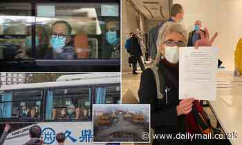 Covid-19 China: WHO experts in Wuhan begin probe on origins