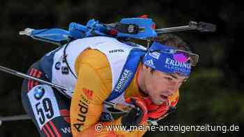 Biathlon: Simon Schempp beendet seine Karriere mit emotionalen Worten