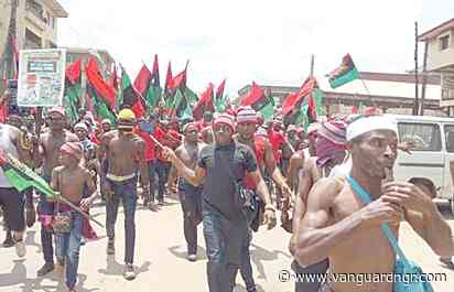 IPOB's ESN vs Army: Igbo group calls for peace, caution