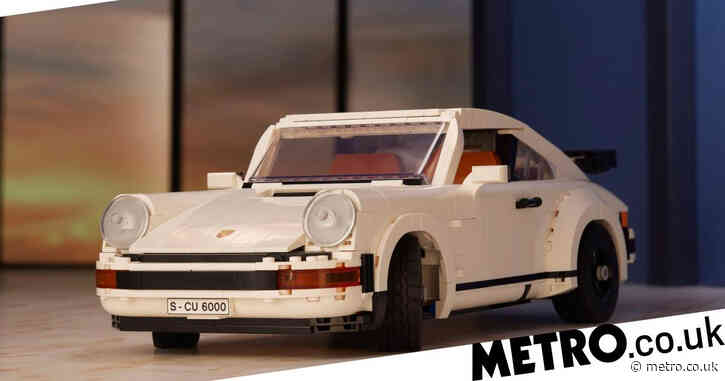 New Lego Porsche 911 set is really two cars in one