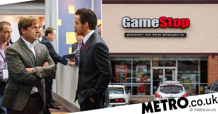 The Big Short is helping people understand the GameStop stock saga: 'Margot Robbie in a bathtub explained it to me'