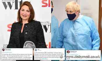 BBC 'impartiality' row as Katya Adler says Boris Johnson 'berated' EU