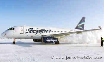 A new service center for the Superjet 100 in Komsomolsk-on-Amur - Le Journal de l'Aviation