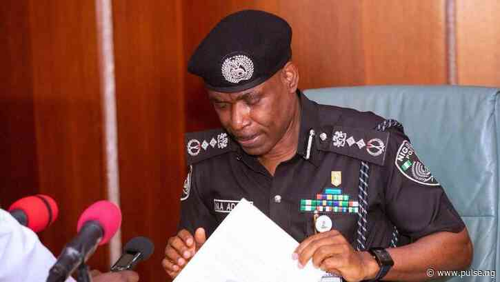Adamu happy with legacy as he prepares to retire as IGP