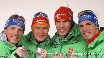 Biathlon-Überraschung: Deutscher Weltmeister beendet seine Karriere - Er hat schon neue Pläne