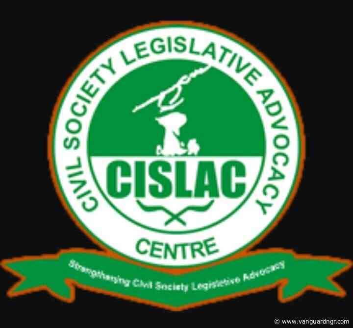 Corruption Perceptions Index 2020: Nigeria ranks 149 out of 183 countries — CISLAC