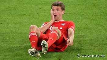 Hummels und Kruse auf der Liste: Müller darf nicht mit zu Olympia fahren