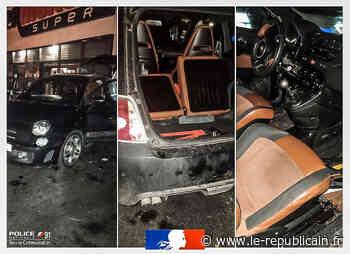 Essonne : cambriolage à l'Intermarché de Chilly-Mazarin - Le Républicain de l'Essonne