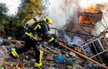 Seine-et-Marne. Violent incendie de pavillon à Combs-la-Ville - actu.fr