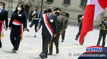 Presidente Sagasti liderará ceremonia por bicentenario de la Expedición Libertadora en Huaura - exitosanoticias