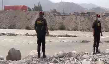 Sereno de Chosica sigue desaparecido tras lanzarse al río Rímac para rescatar a personas   Panamericana TV - Panamericana Televisión