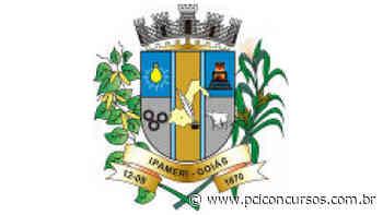 Processo Seletivo é anunciado pela Prefeitura de Ipameri - GO - PCI Concursos