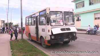 Next article Medibus en Villa Clara, ahora un poco más caro e incosteable para algunos - Cubanos por el Mundo