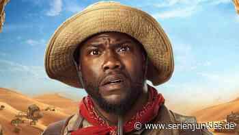 Borderlands: Kevin Hart in Videospielverfilmung - Serienjunkies