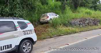 Veículo clonado com placas de Santana do Livramento é usado em roubo em Blumenau - Jornal Correio do Povo