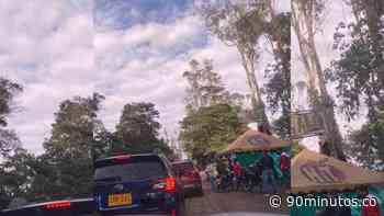 Previas : Denuncian que personal civil hace reten ilegal en Dagua, Valle - 90 Minutos