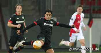 Nadiem Amiri von Bayer Leverkusen positiv auf Corona getestet - SPORT1