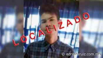 #Juarez   Localizan a joven reportado como desaparecido en Ciudad Juárez - Adriana Ruiz