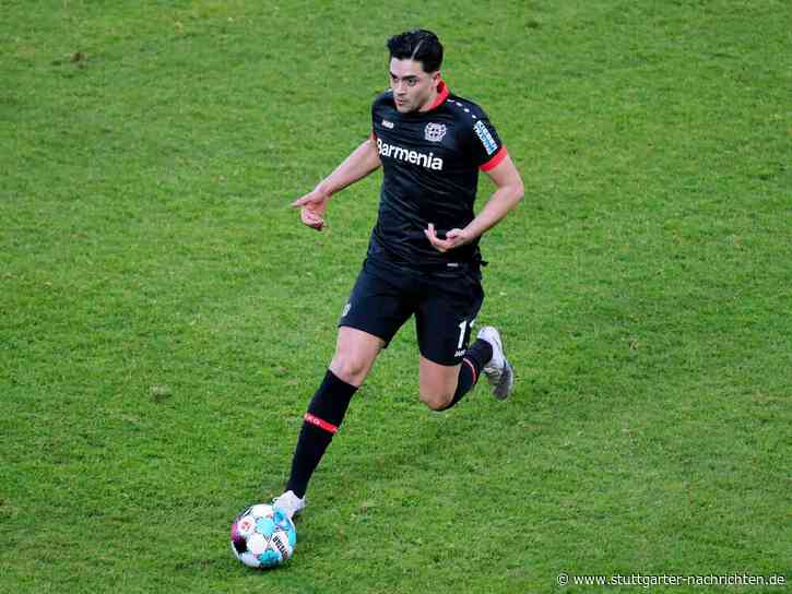 Er ist in Quarantäne - Nationalspieler Nadiem Amiri ist an Covid-19 erkrankt - Stuttgarter Nachrichten