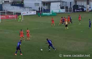 Futebol: Caçadorense anuncia parceria com o Fraiburgo - Portal Caçador Online - Caçador Online