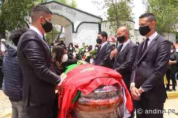 Huancayo: alcalde distrital de Sicaya fallece por covid-19 en hospital de EsSalud - Agencia Andina