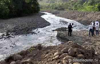 Dagran interviene ríos en Chigorodó para prevenir inundaciones - Telemedellín