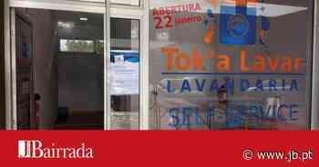 Vila de Sangalhos já tem primeira lavandaria self-service - Jornal da Bairrada